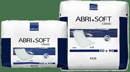 Nový dizajn obalov podložiek Abri Soft