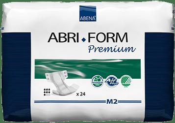 Nový dizajn obalov Abri San Premium a Abri Form Premium
