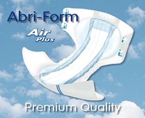 Abri Form Air Plus priedušné plienky