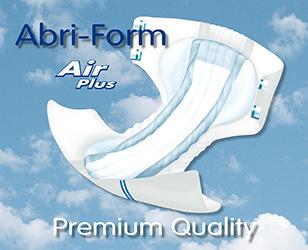 Priedušné plienkové nohavičky Abri Form Air Plus