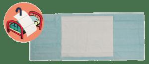 Abri Soft zastielacia podložka, 254114, B66156