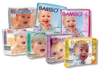 Zmena názvu detských plienkových nohavičiek Bambolina na BAMBO