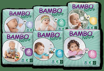 Bambo: nová generácia detských plienok prichádza