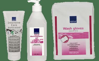 Nové výrobky v rade Abena Skincare