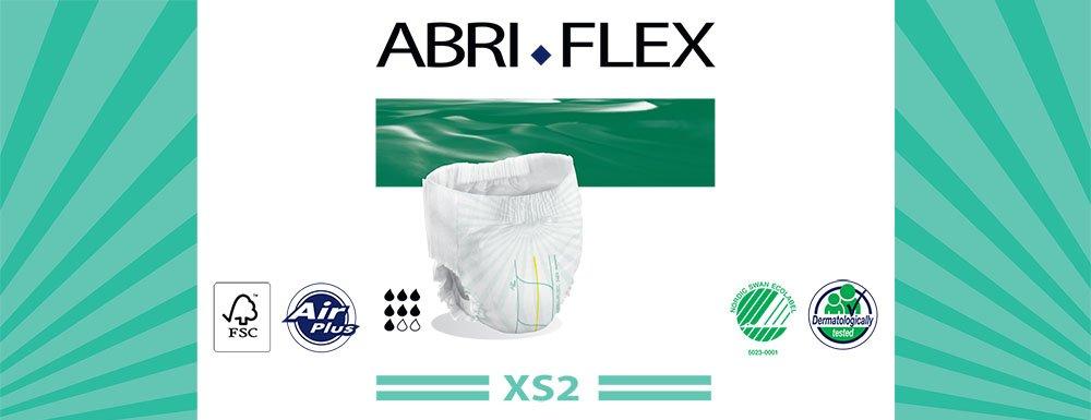 Navliekacie plienkové nohavičky Abri Flex XS2