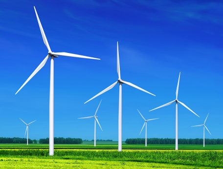 ABENA výroba je poháňaná na 100% veternou energiou