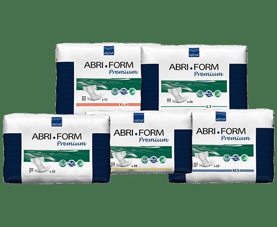 Abri Form Premium - balenie