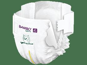 Detské plienky BAMBO