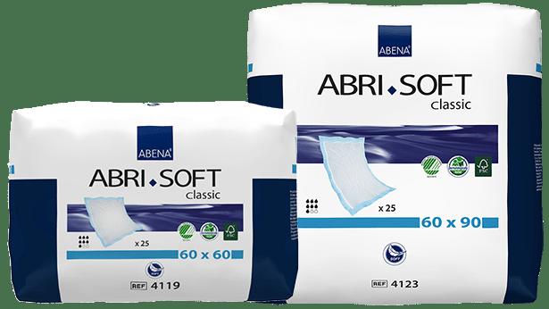 Podložky Abri Soft s ekoznámkou Nordic SWAN