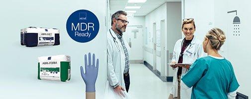 Smernica MDR nahrádza smernicu MDD